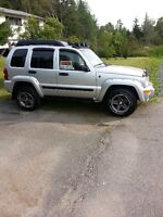 2004 Jeep Liberty Renegade SUV, Crossover