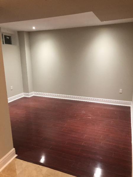 Two Bedroom Basement For Rent Near Square One Long Term