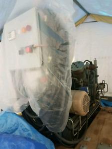 Paintball air equipment