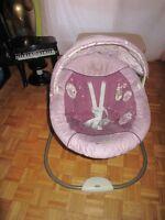 Balançoire d'apaisement pour bébé (édition Minnie Mouse)