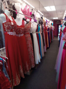 Huge Selection Lady Gown/Kids Dresses