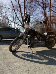Want to trade my harley for sport touring bike