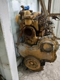 Diesel perkins 4236