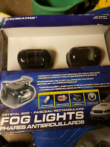 Fog lights