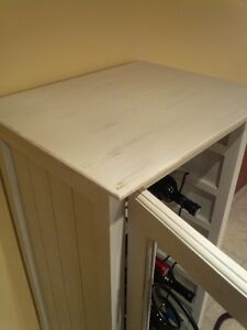 Wine Cabinet/Shelving Unit Kitchener / Waterloo Kitchener Area image 7
