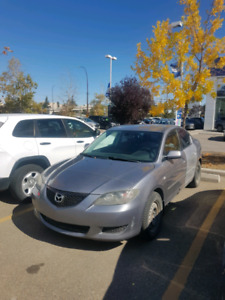 2005 Mazda 3 parts or needs salvage inspection