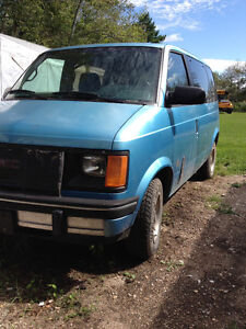 1994 GMC Safari Minivan, Van