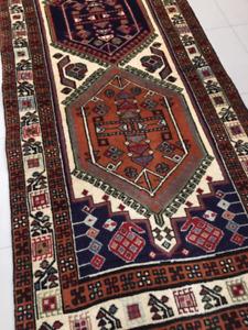 Handmade persian Runner/Rug,100 % wool,