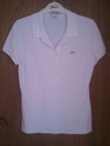 chandail polo Lacoste