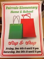 Fairvale Elementary Home & School - Stop & Shop