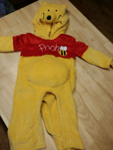 Winnie the Pooh Costume 12-24months