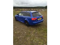 Audi s4 Quattro estate / avant 4.2 v8 mannual 6 speed REDUCED