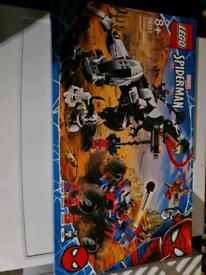 Lego spiderman 76151