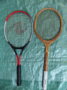 Tournament Edge Adult and Vintage Youth  Tennis Rackets