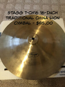 Looking for Cymbals?  I got them!