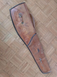 Handmade Leather Scabbard
