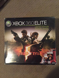 Resident Evil 5 Red Xbox 360 Console