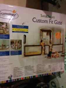 Child security gate extra wide