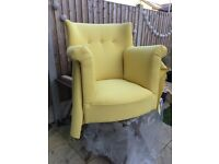 Free armchair for Upholstery project