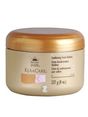 Avlon Keracare Conditioning Hairdress Creme,8 OZ
