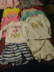 Girls clothes lot 5/6 T