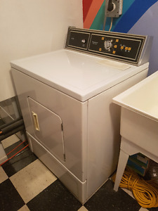 Moffat Washer and Kenmore Dryer Available end of July