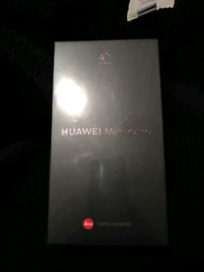 Sealed Huawei mate 20 pro twilight version