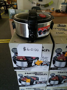 Slow cooker Hamilton beach for only $15 London Ontario image 4