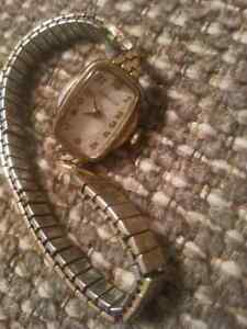 Caravelle womans watch made by buliva , make an offer
