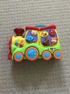 Train toy for toddler or baby