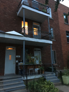 5 1/2 Live by Canal, Walk to Train Station, Dog/Cat Friendly
