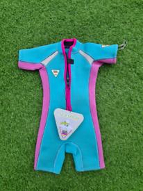 Gul wetsuit girls toddler