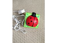 Philips Ladybird night light