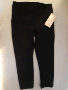 lululemon Size 10 Time To Sweat Women's Crop Pants
