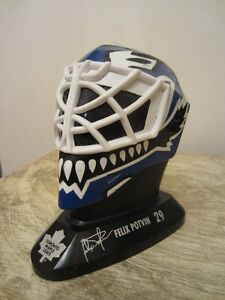 1996 MCDONALDS MINI MASK FELIX POTVIN - TORONTO MAPLE LEAFS
