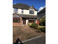 Fantastic Detached 4/5 bed house in an excelent area Elderslie