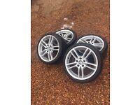 Bmw 261 alloys