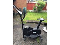 Exercise bike £120 ono