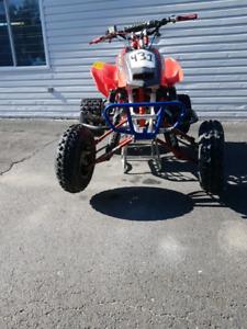 honda trx 450 race ready 450r