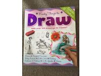 Funky things to draw for children