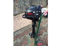 Small 4-stroke outboard motor for sale