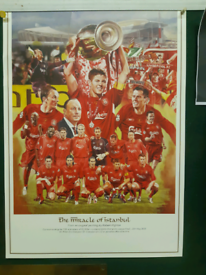 LFC Posters £10 each