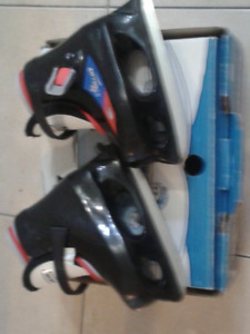 Bauer Boys Skates - Size 10 and 12, Scarborough