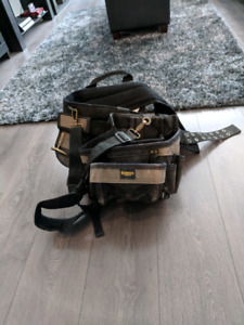 Kuny's Tool Belt with built in straps