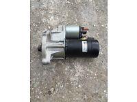 Peugeot 206 starter motor