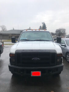 2008 F350 SUPERDUTY REGULAR CAB