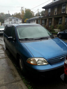2002 Ford Windstar Fourgonnette, fourgon Saguenay Saguenay-Lac-Saint-Jean image 2