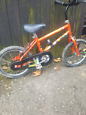 Raleigh monster bash bike