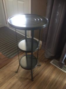 Ikea Metal Table
