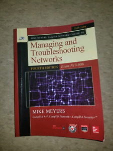 Managing and Troubleshooting Networks Forth Edition